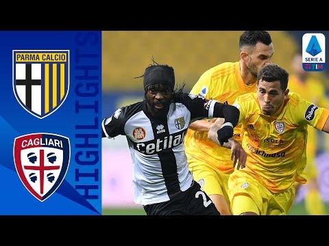 Parma Cagliari Goals And Highlights