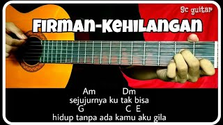 Kunci gitar (FIRMAN-KEHILANGAN)