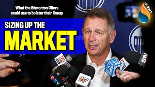 Oil Spills: Oilers and NHL trade market Video