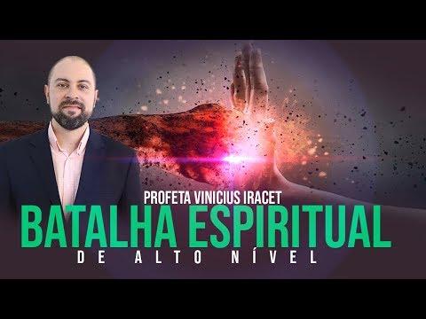 Batalha Espiritual De Alto Nível, Como Sair do Aprisionamento Espiritual    Profeta Vinicius Iracet