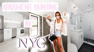 NEW YORK CITY APARTMENT HUNTING / (NYU College Student off campus)