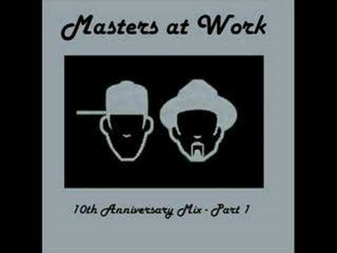 Masters at Work feat. India - I can't get no sleep