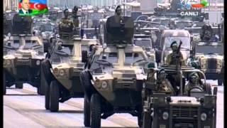Azerbaycan silahli quvveleri.Herbi parad 26.06.2013