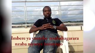 YANDIHIRIYE BY BAGANIZI Olivier FT  Mireille UMUTONI