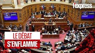 Débat sur le port du voile : Jean-Louis Masson s'emporte au Sénat