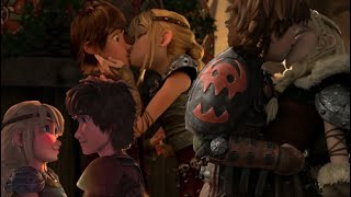 A Hiccup and Asтrid Love Story