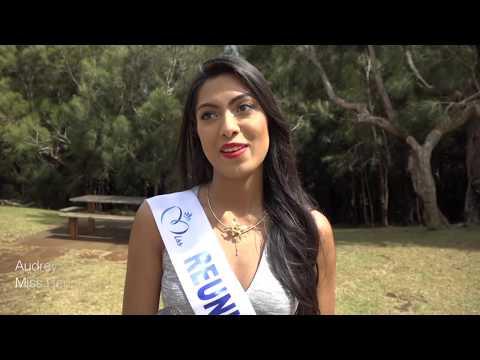 Pendathlon 2017: Miss Réunion et Thierry Jardinot expliquent leur engagement