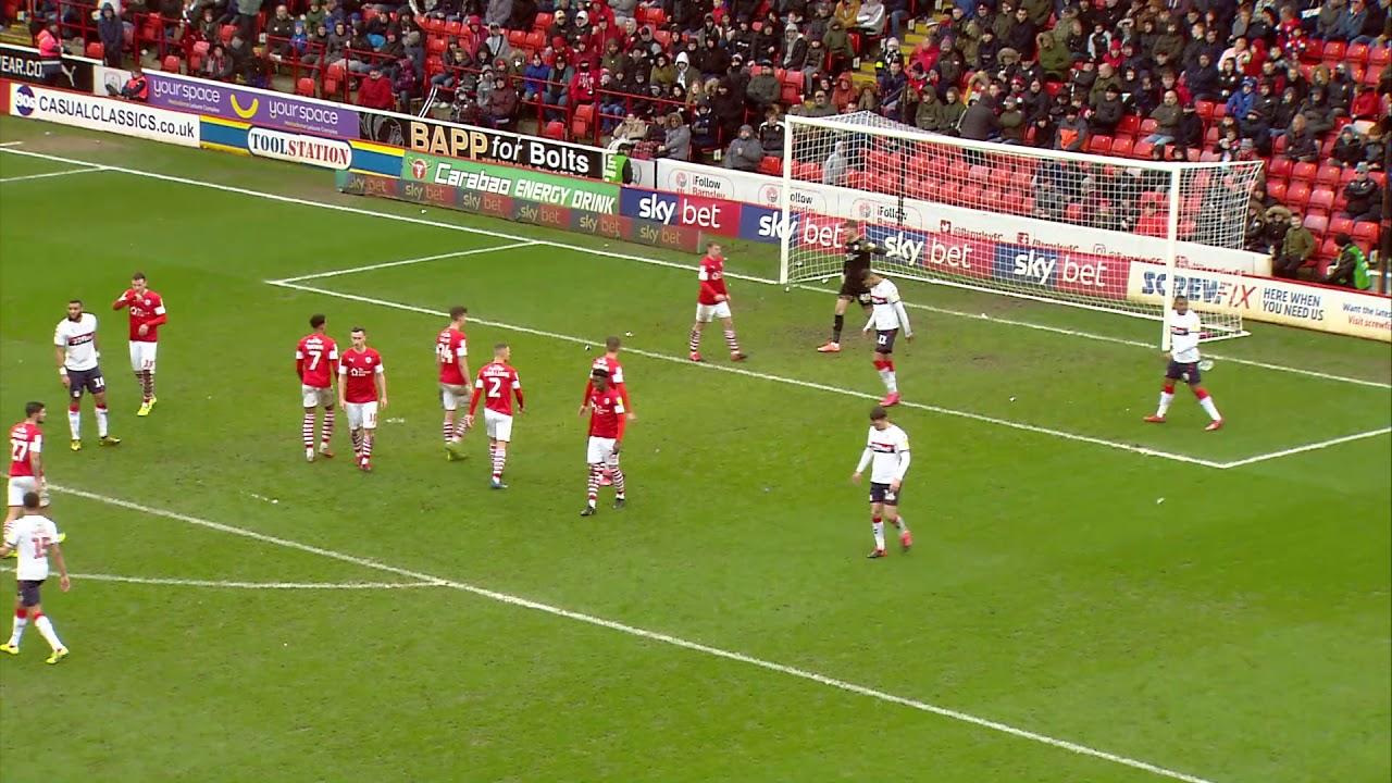 Барнсли  1-0  Мидлсбро видео