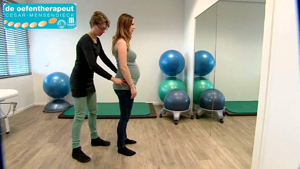 De Oefentherapeut: Oefentherapie Cesar / Mensendieck bij bekkenklachten