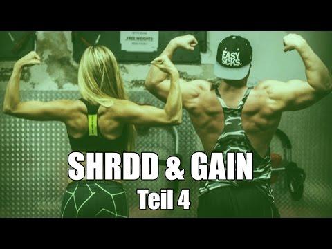 SPECIAL VLOG  |  SHRDD & GAIN #4
