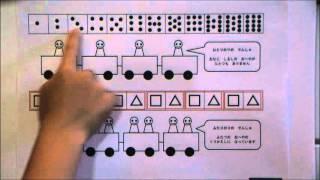 小学校受験で出題される系列の問題の解き方をご紹介しています。幼稚園...