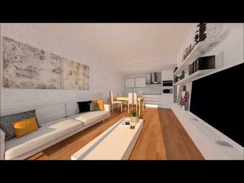 Download Apartamento de obra nueva en Esplugues de Llobregat.