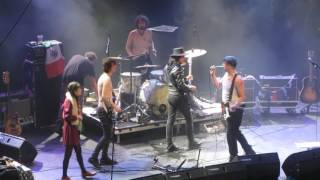 Peter Doherty & Puta Madres - Up The Bracket w / Carl Barât + Hallelujah (L.Cohen) Live @ O2 Forum