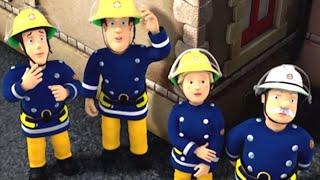 Feuerwehrmann Sam Deutsch   Hallo da oben ! 🔥Dachrettung 🚒Zeichentrick für Kinder