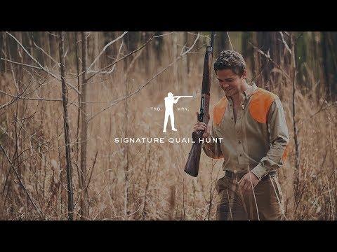 Signature Expedition | Quail Hunt