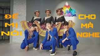 Để Mị Nói Cho Mà Nghe - Hoàng Thùy Linh ( dance Quang Dang Choreography ) Full HD
