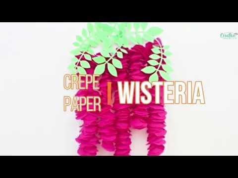 ARTIFICIAL WISTERIA DIY