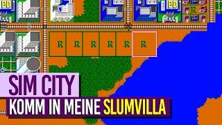 SIM CITY [PC] [1989] [023] - Slumvillenviertel