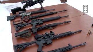 Виды и классы оружия в практической стрельбе