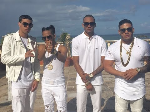 "Vente Encima - Riko ""El Bendecido"" X Anonimus X Bryant Myers X Noriel [Official Video]"