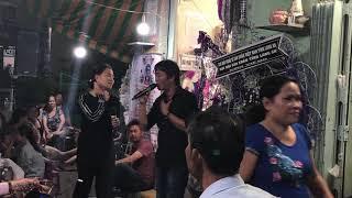 Người Tình Trên Chiến Trận | CVVC Ngọc Đợi , Minh Hoà hát đêm cuối tiễn NSƯT Hữu Lộc