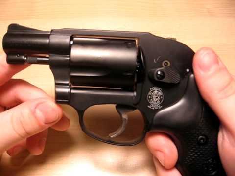 Bubba S Workbench Smith Amp Wesson Model 438 Revolver J