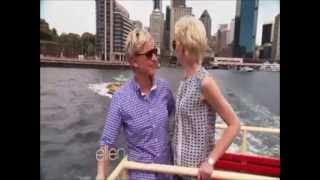 Ellen DeGeneres & Portia de Rossi // See Just How Far This Road Goes
