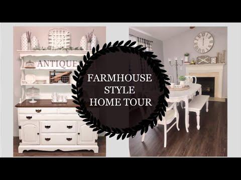 Farmhouse Style Home Tour
