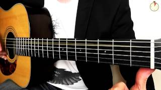 Stand By Me - Easy Guitar Tutorial - Bass Riff