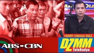 DZMM TeleRadyo: Respect Duterte cabinet picks, spokesman tells critics