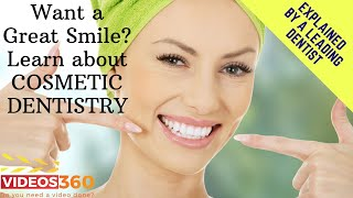 Now Trending - What is Cosmetic Dentistry? – Dr. Adnan Saleem