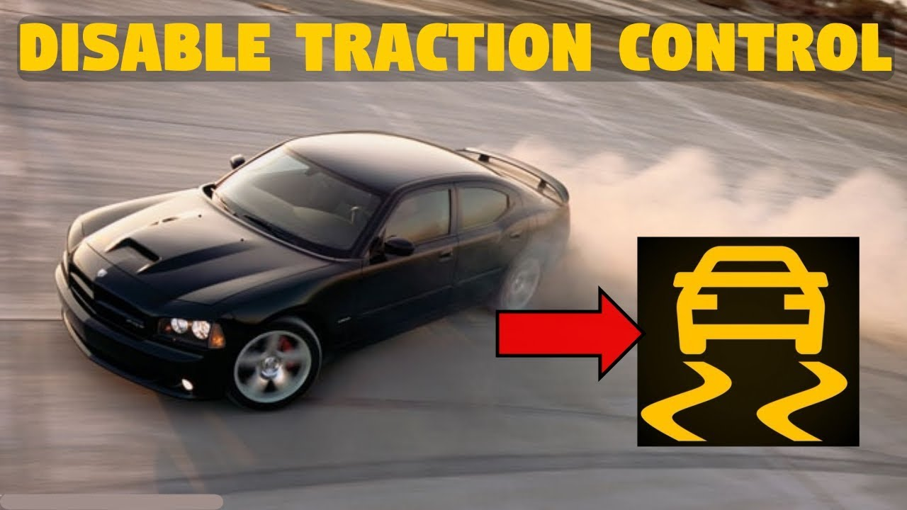 How-To #3: Fully Turn Off Traction Control! 2006-2010 DODGE CHARGER All  Models