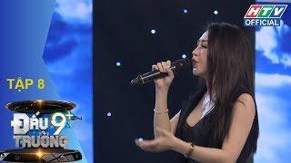 HTV ĐẤU TRƯỜNG 9+ | Diễn viên Thanh Trúc đốn tim Khang Việt | DT9C #8 FULL | 25/2/2018