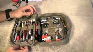 Maxpedition Tool Kit Part 1