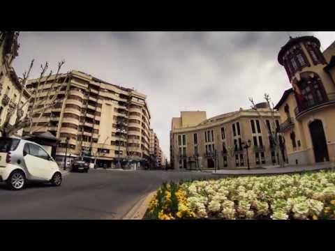 Albacete en Timelapse