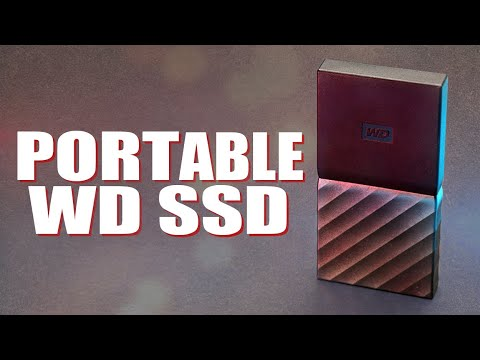 WD My Passport SSD Portable Storage Review
