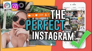 HOW I EDIT MY INSTAGRAM PHOTOS 2017! The PERFECT Instagram Feed!! // Jill Cimorelli