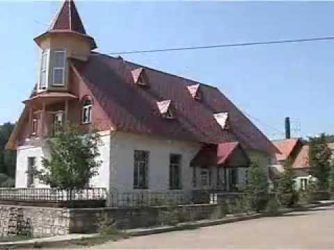 Природа города Советск, Кировской области 480p - YouTube