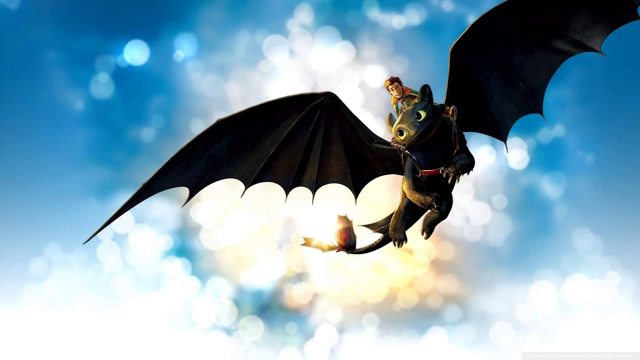 How to train your dragon test drive extended youtube ccuart Gallery