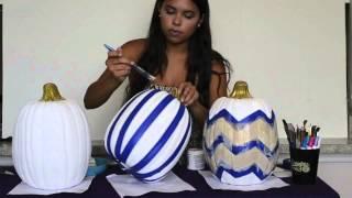 Decorative Pumpkin DIY (Fall Decor) Thumbnail