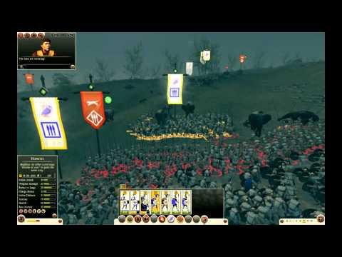 Rome II - H2H - Carthage Build order
