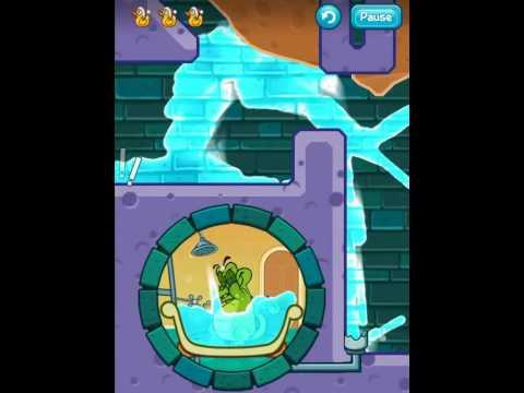 level 8 meet swampy game