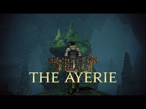 [FFXIV] The Ayerie - Hidden 1.0 dungeon   SoaR