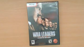 War Leaders: Clash of Nations: An Introduction