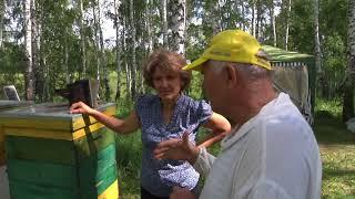 Пчеловод - Бурсаков Дмитрий Афанасьевич