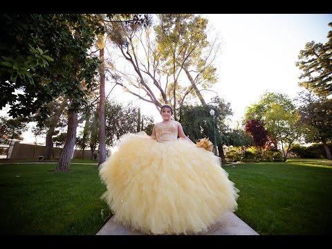 4k Fatima PreQuince Shoot Bakersfield Ca.