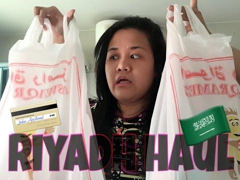 1st RIYADH haul ✌Tresee✌