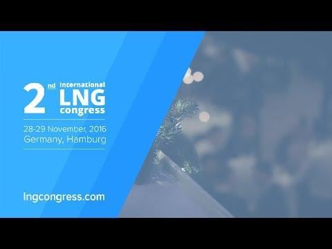 BGS Group - 2nd International LNG Congress Gala Dinner @ Hamburg, Germany, 28.11.16