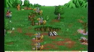 Heroes of Might and Magic 2: The Succession Wars Preview Trailer (1996, New World Computing/3DO)