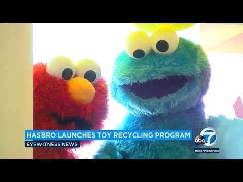 Toy manufacturer Hasbro announces pilot recycling program I ABC7